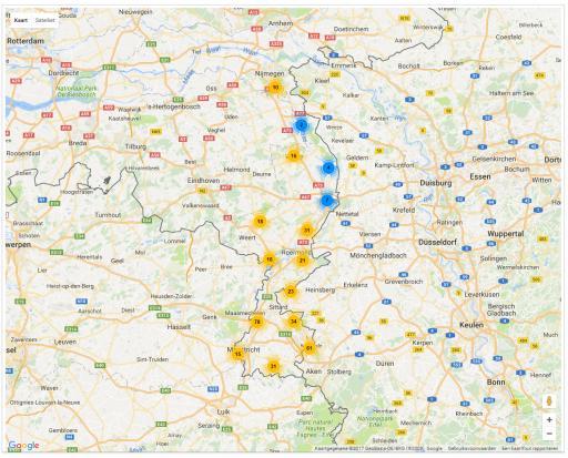 Lokale partijen Limburg