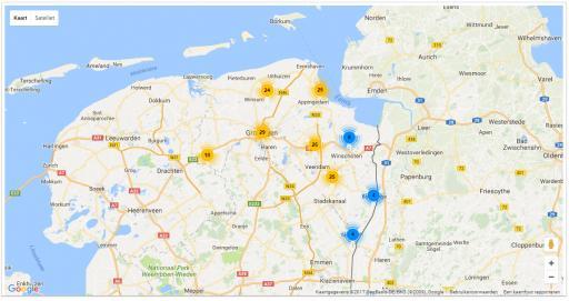 Lokale partijen Groningen