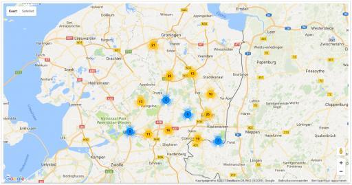 Lokale partijen Drenthe